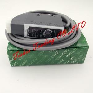 Image 5 - Weilong color mark sensor KS W22 KS W23 for bag making machines,10~30VDC photoelectric eye switch with white LED light spot