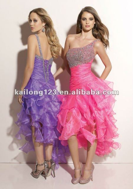 Brand Name High Low Dresses