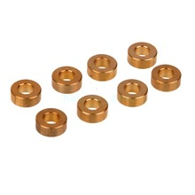 02080 Metal Oil Bearing 5*10*4 8pcs For HSP RC 1/10 Buggy/Truck/Car Original Parts, For a variety of HSP models