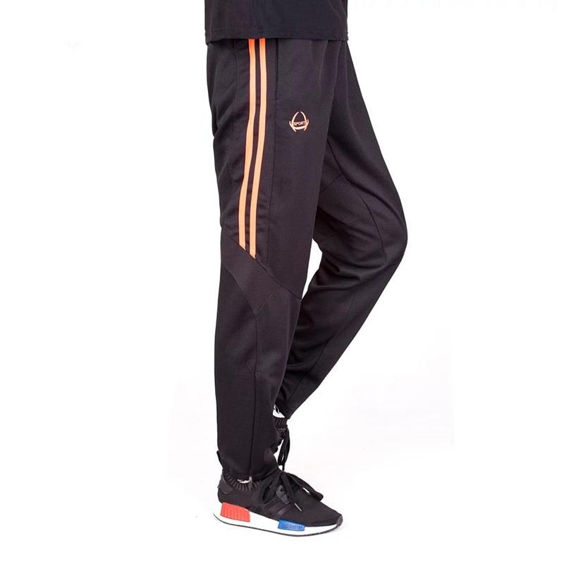GANYANR correr pantalones hombres rápido seco Leggings deporte baloncesto  gimnasio Jogging fútbol entrenamiento de largo invierno cc20b49b507a