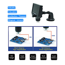 Electronic Portable LED Microscope