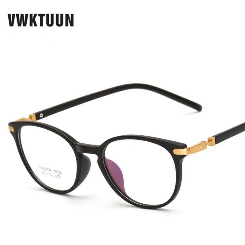 a74d6afbfa5c5 Vwktuun vintage decoración ojo estudiante Gafas Marcos retro Gafas mujeres  hombres Gafas Marcos óptico Marcos Gafas oculos