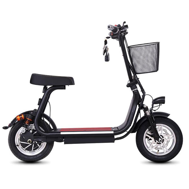 Sity Ku-Ku - micro scooter, или eTyson new project