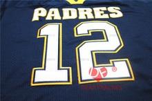 Cheap Shirt for Mens American Football Jerseys Tom Brady 12 Junipero Serra  Padres High School Throwback Jerseys Retro Stitched c4c88b4e4
