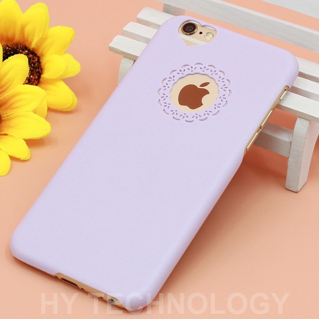 Candy Color Phone Case For iPhone 6 6S 6/6S Plus 4 4S 5 5S SE