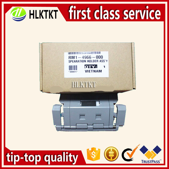 New for HP Laserjet CP3525 3525 3530 4025 4525 Separation Pad seperator printer parts RM1-4966-000 rf5 2886 000 separation pad for printer part 1100 3200
