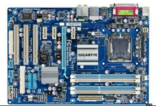 Free shipping original Desktop  motherboard for Gigabyte GA-EP41T-UD3L DDR3 LGA 775 Gigabit Ethernet  free shipping