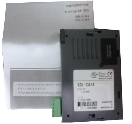 PLC XBL-C41A Cnet Communication module plc srt2 od04