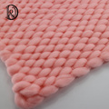 (45x40cm) Handwoven Lopi Acrylic Blanket Basket Stuffer Filler Newborn Baby Photography Backdrops Photo Studio Props Shower Gift