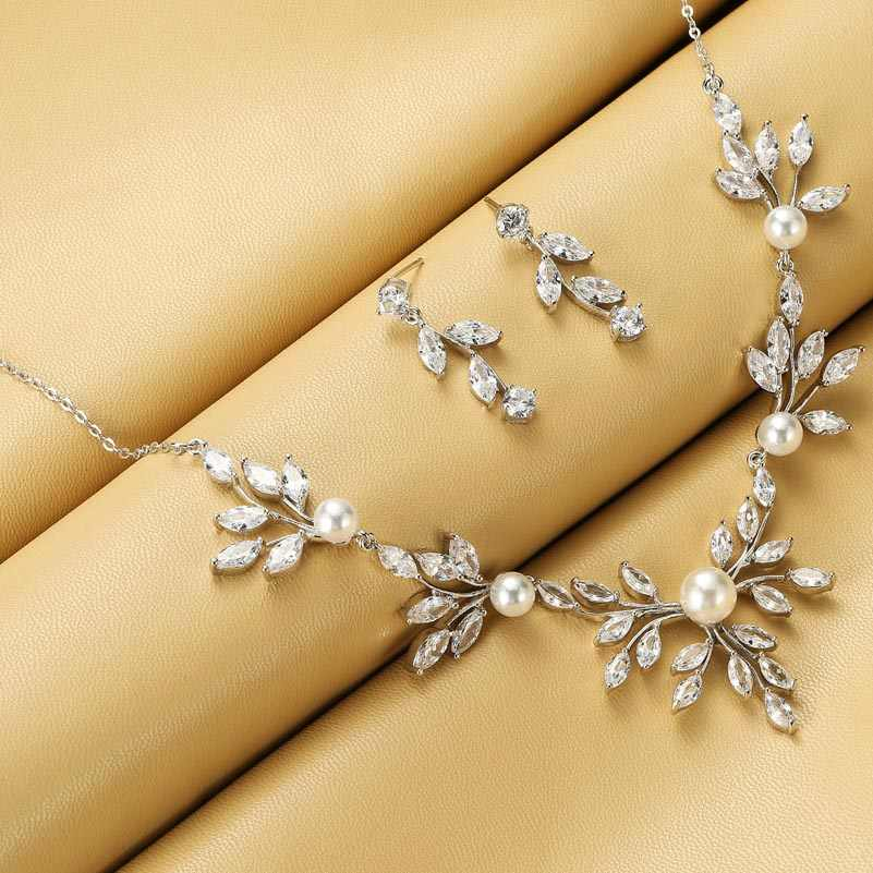 3610d21cd Red Trees Brand High Quality Kundan Jewellery Set For Women Fashion Luxury  Necklace And Earrings Wedding .