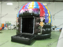 Backyard Inflatable Disco Dome Bouncer Inflatable Music Dome for party
