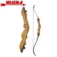1 pc 60 inch 40lbs Bogenschießen Recurve Bogen Rechts Hand F1 Jagd Bogen Takedown Outdoor Jagd Schießen Ziel Praxis Zubehör