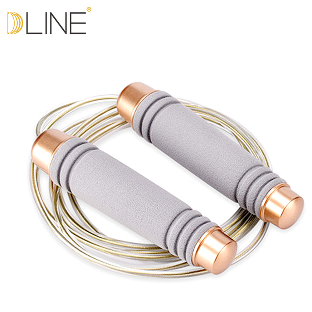 Jump Rope Ultra-speed Ball Bearing Skipping Rope Steel Wire jumping ropes for Boxing MMA Gym Fitness Training procircle speed jump rope adjustable 10ft skipping ropes best for fitness boxing mma training metal ball bearings black