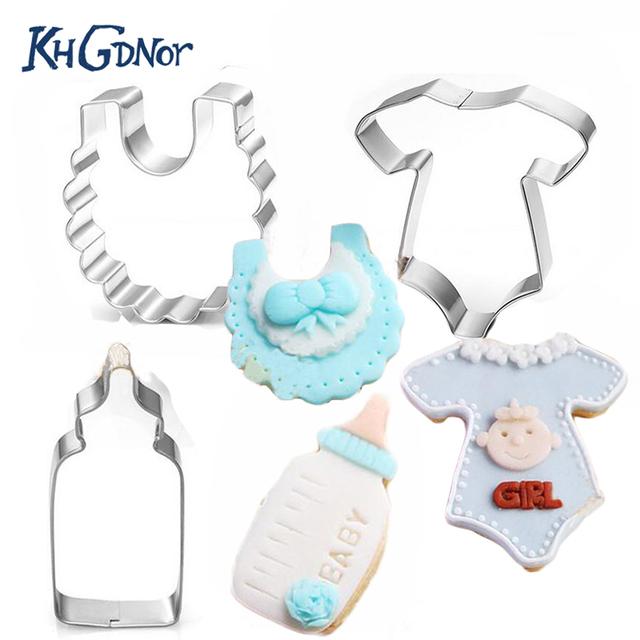 Baby Shower Cookie Cutter Set