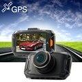 Super HD 2.7 inch 170 Degree Wide Angle GPS Module Car DVR Dash Cam Recorder G-Sensor / Motion Detection / Cycle Recording