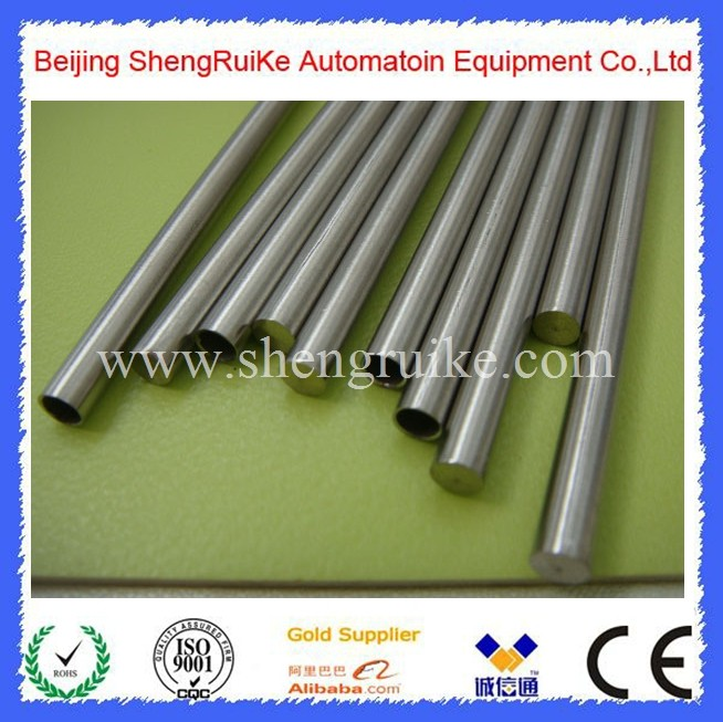 6*300mm K TYpe Thermocouple tube SS Material One End Close