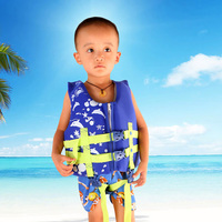 boy girl Kids drifting baby life vest life jacket children life vests boating survive kids water swimwear Bubble swimsuit