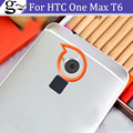 New Back Camera Glass Rear Camera Lens with Adhesive Housing Cover For HTC One Max T6 809d 803s 8088 8060,Free Shipping