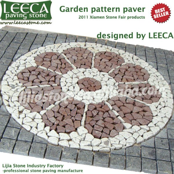 Aliexpresscom Buy Decorative Garden Stone Mosaic from Reliable