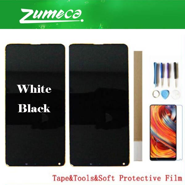 Original Quality 5.99 Inch For Xiaomi Mix Mi Mix Mix2 Mix 2 Mix2S Mix 2S LCD Display Screen+Touch Screen Digitizer+Kits