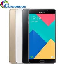 2016 samsung galaxy a7 a7108 4 г lte телефон octa-core 3 г ram 32 г rom dual sim 5.5 «3300 мАч 13mp отпечатков пальцев смартфон