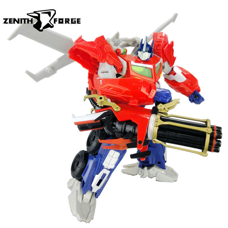 (IN STOCK) Toys ZENITH FORGE - ZF-002 BEAST HUNTERS PRIME HEAD AND GUN UPGRADE KIT - ORIGINAL