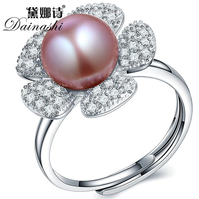 Dainashi Good 100% Natural Stone Freshwater beads for jewelry making Pearl Jewel