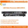 Procesador de vídeo led procesador de vídeo usb AMS-LVP613 compar vdwall lvp515 lvp515s magnimage led-540c videowall ledsync820h 850 m