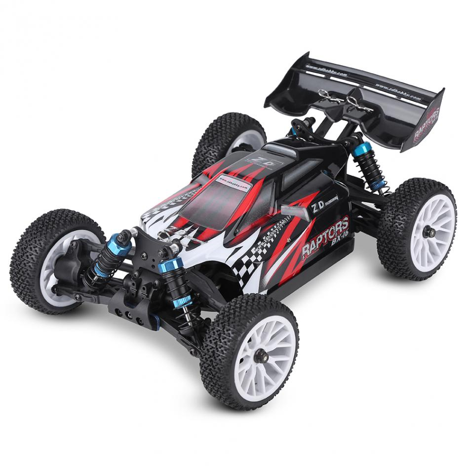 2 Types 2.4GHz Remote Control Four-Wheel Drive Car 1/16 RC Model Vehicle Toy Remote Control RC Trunk rc helicopter belt remote control of the drones 2 4g charge shaft boy toy x 400 the four axle vehicle