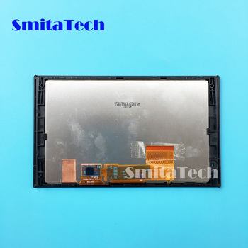 5.0 inch DFD05V1 for Garmin 5508K REV2 FPC-1 LCD screen display + capacitive touch screen Digitizer with frame panel