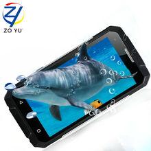 ZOYU S953 Smartphone IP68 Dustproof Android mobile phone MTK6735Quad-core 1GB RAM 8GB ROM 3500mAh 4G cellphone