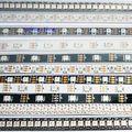 1 m/4 m/5 m WS2812B Levou Pixels Tira, WS2812 IC 30/60/144 pixels, induvidual Endereçável Full Color Preto/Branco PCB, IP20/IP67 DC5V