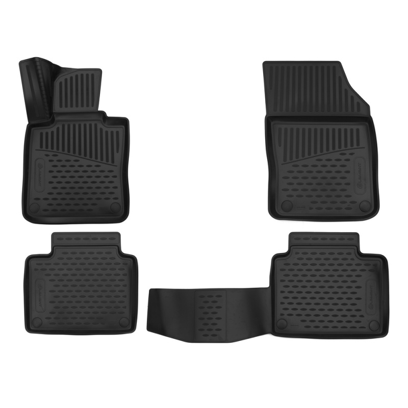 Car Mats 3D salon For VOLVO V90, 2016->, Station wagon, (Europe), 4 PCs (polyurethane) eco solvent printer dx5 double capping station system for galaxy with 2 original