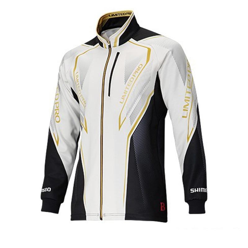 2017 New Men Brand Fishing <font><b>Clothing</b></font> Windproof <font><b>UV</b></font> Protection Jacket Wicking Long Sleeve Summer & Spring Fishing Shirt