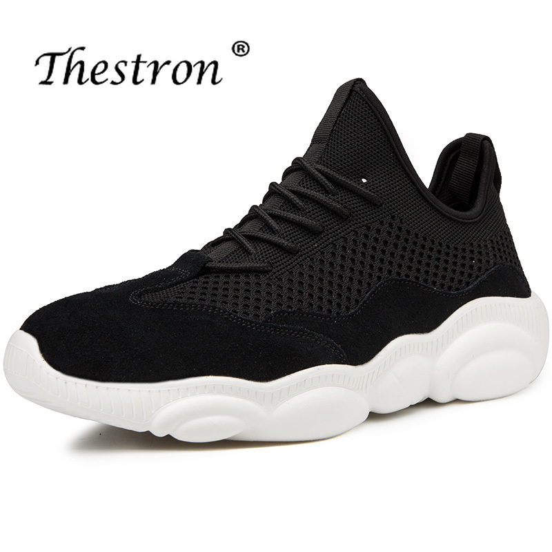 Lovers Running Shoes Black Pink Jogging Shoes Men Lightweight Training Shoes Male Spring Summer Breathable Sneakers for Sport