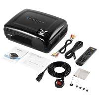 Великобритания Plug Высокое разрешение 720 P ЖК проектор высокая герметичность 3200 LM мультимедийный домашний кинотеатр театр HDMI, VGA, USB для встре