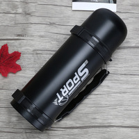 Sport Thermos Large Capacity 1.2L Garrafa Termica Outdoor Travel Vacuum Flask Stainless Steel Termos Insulated Water Bottle Pot
