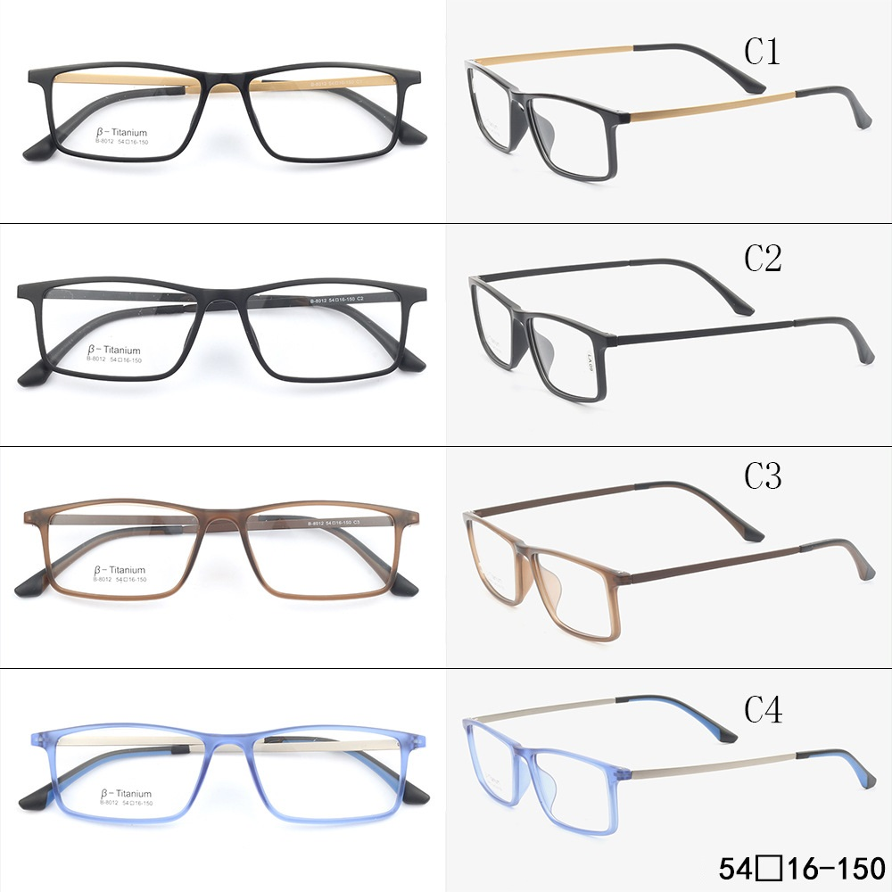 c8af3c2dc12 Cubojue TR90 Glasses Prescription Men Women Ultra-light Men s Optical  Students Youth Anti Blue Light