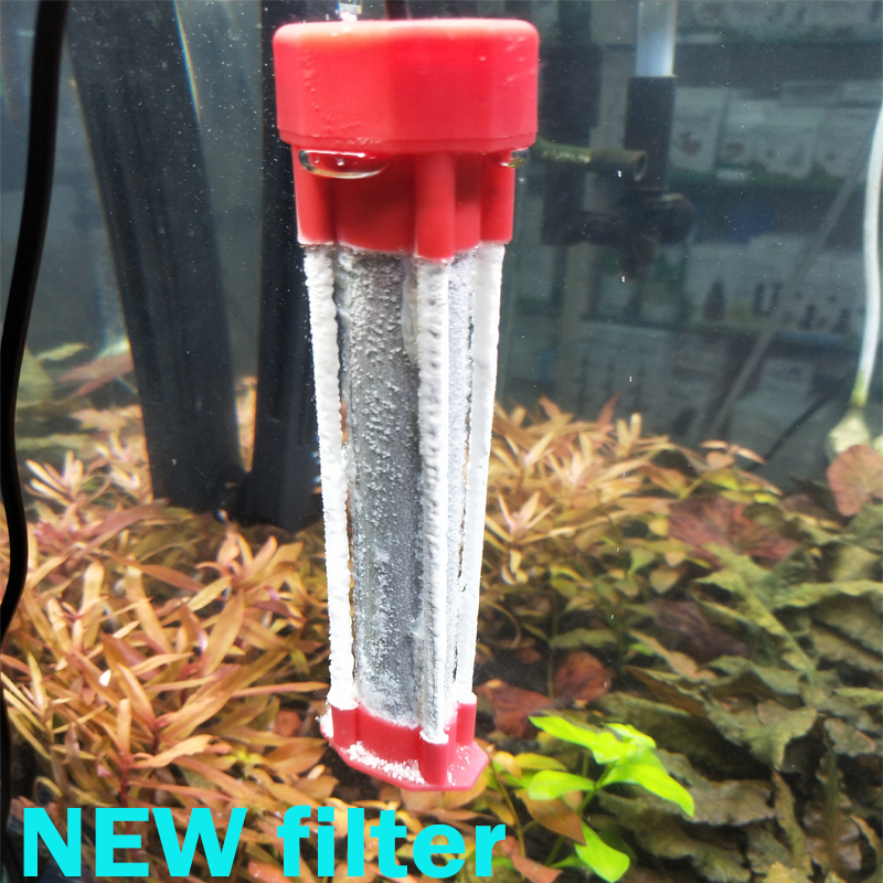 New Aquarium Purification Water Wand Filter Magic Cleaner Fish