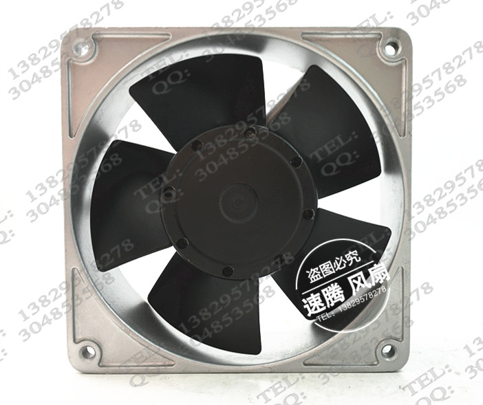 Купить с кэшбэком R87T - A6A15HP 230 vac 16/15 w 12038 full metal fan