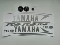 New Motorcycle Sticker for Yamaha Motorcycle Racing R6 100 600 YFZ Raptor Dirt Bike Decals/Stickers