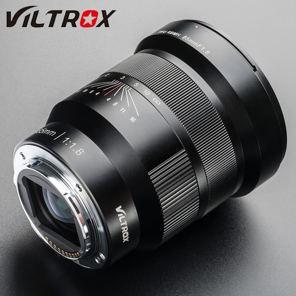 Free DHL VILTROX 20mm-85mm F/1.8 Lenses AS ED UMC Lens Fixed Focus Wide Angle Lens For Camera Sony FE-Mount Fujifilm FX-Mount