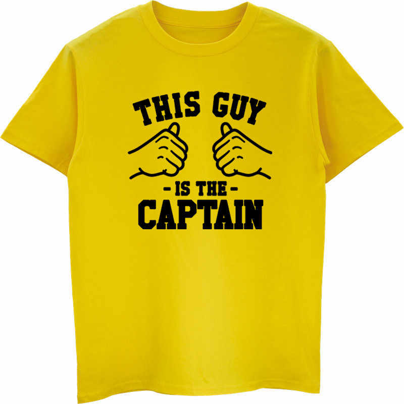 ... This Guy Is The Captain Shirt Boating Gift Ideas For Him Dad Clothing Sailing T Shirt ...