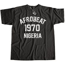 Afrobeat 1970 T-Shirt 100% Premium Cotton Fela Kuti New TShirts Funny Tops Tee New Unisex Funny Tops free shipping free shipping