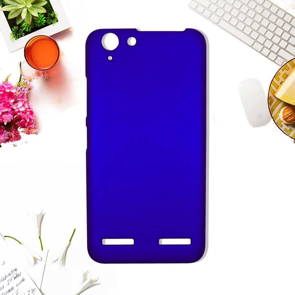 Matte Rubber Rubberized Cases For Lenovo Vibe K5 Plus Lemon 3 A6020a40 A6020a46 Multi Colors Frosted Hard Plastic Phone Cover In Fitted From