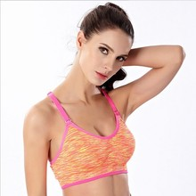 Sports Bra Running Gym Quick Dry Women's Sport Bra Top Yoga Bra Fitness Set Brassiere Sports Bras Top Sujetador Deportivo