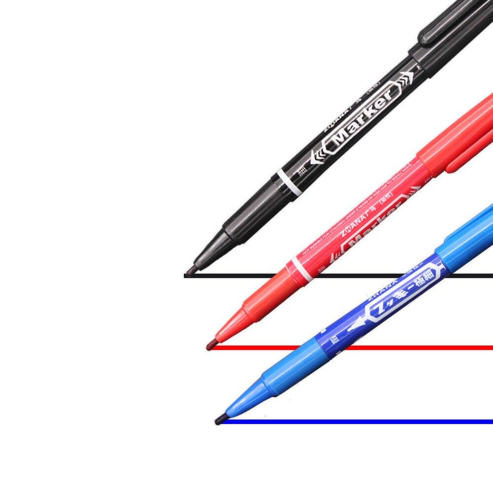 5 PCS Marker Pens Skin Marker Pen Scribe Tool permanent Tattoo Supplies Good Waterproof Ink Thin Nib Crude Nib New Portable5 PCS Marker Pens Skin Marker Pen Scribe Tool permanent Tattoo Supplies Good Waterproof Ink Thin Nib Crude Nib New Portable