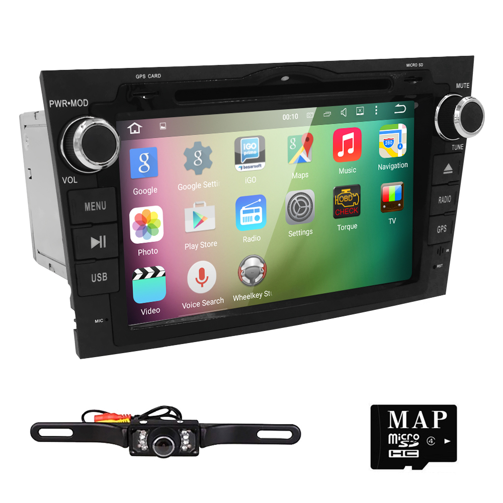 font b Android b font 5 1 1 HD Quad Core 1024X600 Car DVD Player
