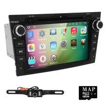 Android 5.1.1 HD Quad Core 1024X600 Coches Reproductor de DVD Para Honda CRV CR-V 2006-2011 Navegación GPS estéreo (DTV DAB + Opcional)