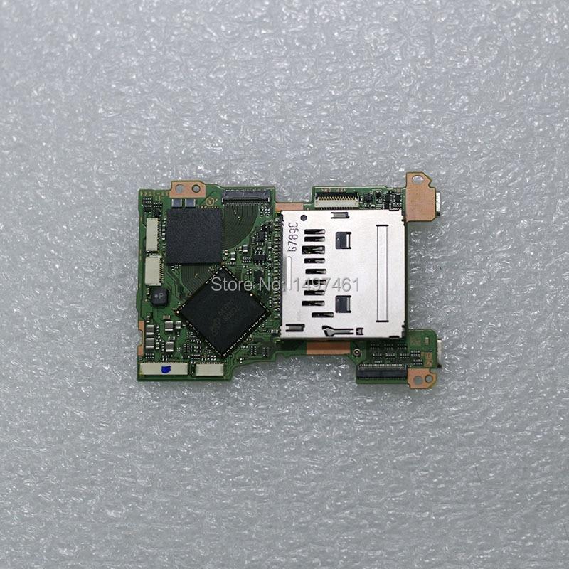 Nueva principal curcuit placa base PCB reparación piezas para Sony ILCE-5100 A5100 Cámara